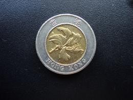 HONG KONG : 10 DOLLARS  1994   KM 70   SUP - Hong Kong