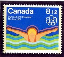 W6529  Canada 1975  Scott #B4** Offers Welcome - 1952-.... Reign Of Elizabeth II