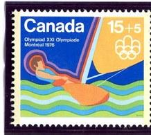W6531  Canada 1975  Scott #B6** Offers Welcome - 1952-.... Reign Of Elizabeth II