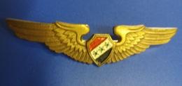 Avion Aviazione Aviation Luftfahrt  Civil Syria ? Distintivo - Distintivi Equipaggio