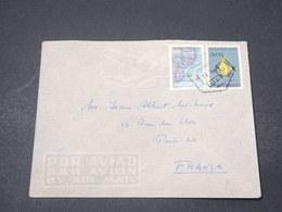 MOZAMBIQUE - Enveloppe Pour Paris, Affranchissement Plaisant - L 16689 - Mozambique