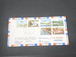 MOZAMBIQUE - Enveloppe En Recommandé De Lourenco Marques Pour La France En 1964, Affranchissement Plaisant - L 16692 - Mozambique