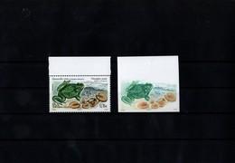 ST Pierre Et Miquelon,2015.RARISSIME:non Dentelé Sans Légende Et Sans Faciale.Signé Edouard Berck. - Frankreich (alte Kolonien Und Herrschaften)