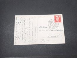 TURQUIE - Affranchissement De Ankara Sur Carte Postale Pour La France En 1935 - L 16698 - Briefe U. Dokumente