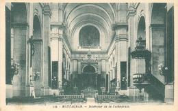 Montauban () Intérieur De La Cathédrale - Montauban