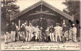 16 - Camp De LA BRACONNE, Le Lavoir - France