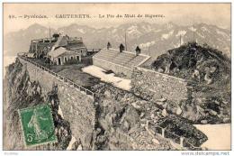 D65  PIC DU MIDI  Cauterets- Le Pic Du Midi De Bigorre  ..... - Bagneres De Bigorre