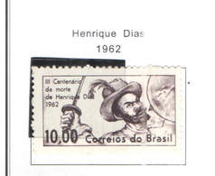 Brasile PO 1962 Dias  Scott.939 See Scan On Scott.Page - Nuovi