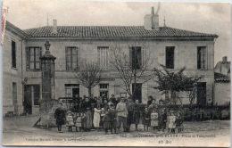 33 CAVIGNAC - La Poste Et Télégraphe (belle Animation) - France