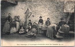 40 - Une Fabrique D'enveloppes-bouteille Dans Les Landes - France