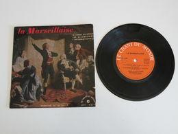 Harmonie De La R.AT.P. La Marseillaise - Le Chant Du Départ - L'Internationale -Les Allobroges (1953) - (Vinyle 33 T) - World Music