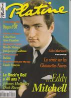 PLATINE - JUIN/JUILLET 1994 - N° 12 - 4.50 € FRAIS DE PORT COMPRIS POUR LA FRANCE - MV02 - Musique