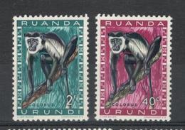 2712 - - Ruanda-Urundi