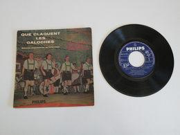 Que Claques Les Galoches - Dance Bavaroises (des Années 1960) -  - (Vinyle 45 T) - Humor, Cabaret