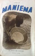 Maniema, Le Pays De L'etain. Symetain. Tome II. 1952. Congo Belge. - Autographed