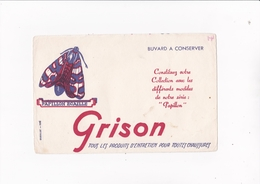 GRISON / ENTRETIEN CHAUSSURES / PAPILLON FERME A GAUCHE /  / RARE - Wash & Clean