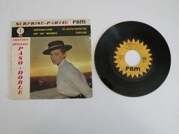 Surprise Partie PBM - Espana Cani- Elgato Montès - Ener Mondo - Coplas - (Vinyle 45 T) - Vinyl-Schallplatten