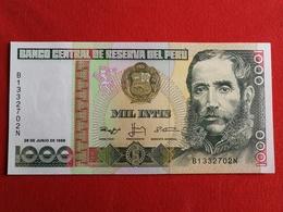 Peru - 1000 Mil Intis 1988 Pick 136  - Neuf / Unc ! (CLVO14) - Pérou