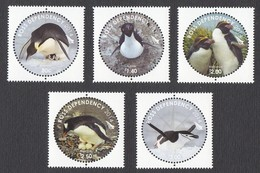 Ross Dependency 2014 - The Penguins Of Antarctica - MNH ** - Nuevos