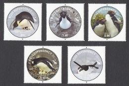 Ross Dependency 2014 - The Penguins Of Antarctica - MNH ** - Dependencia Ross (Nueva Zelanda)