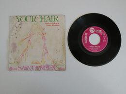 SAINT PREUX - Your Hair D'après Un Poème De Charles Baudelaire (1975) - (Vinyle 45 T) - Autres - Musique Française