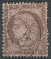 Lot N°42370  N°54, Oblit Cachet à Date De DOUAI, Nord (57) - 1871-1875 Cérès
