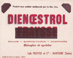 DIENOESTROL FRAYSSE / OVULES / SUPPOSITOIRES / RARE - Produits Pharmaceutiques