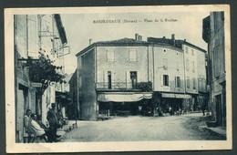 BOURDEAUX - PLACE DE LA RECLUSE - France