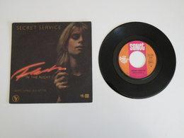 Flam Secret Service - Flah In The Night - Watghing Julietta - (Vinyle 45 T) Sonet - Disco, Pop