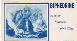 BIPHEDRINE / L IMPERATRICE EUGENIE - Chemist's