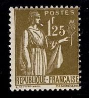 France YT N° 287 Neuf ** MNH. TB. A Saisir! - Ungebraucht