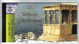 BOX335 UNO WIEN 2004 Michl HB 09  GRIECHENLAND ** Postfrisch SIEHE ABBILDUNG - Markenheftchen