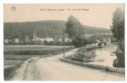 20598   CPA    HAN SUR LESSE  : Un Coin Du Village  , ACHAT DIRECT  ! - Rochefort