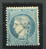 6928 FRANCE N°37° 20c Bleu  Cérès  1870  TB - 1870 Siege Of Paris