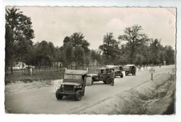 20628  CPA    CAMP DE MONTHLERY  , Parcours D'entainement Pour Jeeps ! Carte Photo ,  1956    ACHAT DIRECT !! - Montlhery