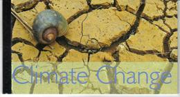 BOX412 UNO NEW YORK 2008 Michl HB 13 CLIMATE CHANGE ** Postfrisch SIEHE ABBILDUNG - Markenheftchen