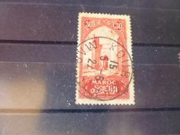MAROC YVERT N° 107 - Used Stamps
