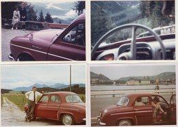 4 Fotos Renault Dauphine - Automobiles