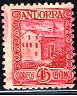 AN 100 // Y&T 38 // 1935-43 - Spanish Andorra