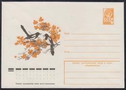 13038 RUSSIA 1978 ENTIER COVER Mint FAUNA BIRD VOGEL OISEAU OISEAUX Forty Pie Elster 477 - Oiseaux