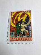 Timbre France 2004 BLAKE ET MORTIMER FRANCE-BELGIQUE N° 3669 Neuf - France