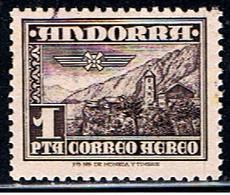 AN 111 // Y&T AÉRIEN 1 // 1951 - Spanish Andorra