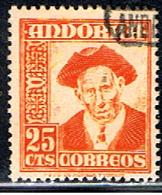 AN 112 // Y&T 44 // 1948-53 - Spanish Andorra