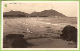 Santos - Praia - S. Vicente - Cabo Verde (postal C/ Furo) - Cape Verde