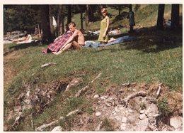 Am Badesee Original Photo - Pin-ups