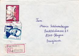 Brief In Die Schweiz (br3888) - 1944-.... République