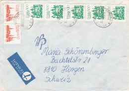 Brief In Die Schweiz (br3890) - 1944-.... Republik