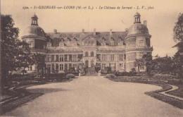 D88 - St Georges Sur Loire  - Le Château De Serrant  : Achat Immédiat - France