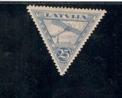 Latvia1928:Michel131mh* - Latvia