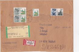 Brief In Die Schweiz (G008) - [7] Federal Republic